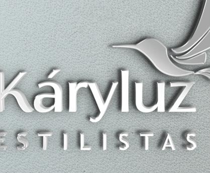 logotipo acrilico